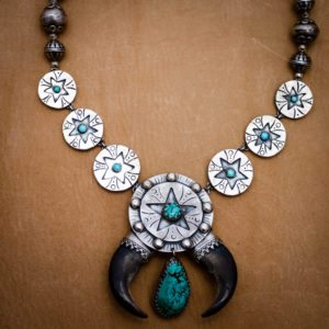 Bear Claw Power Necklace